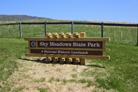 Sky Meadows Park Events